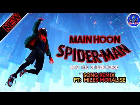 Spider man into the spider vers ||Spider man sing Remix || nimation Remix||Mega Spider