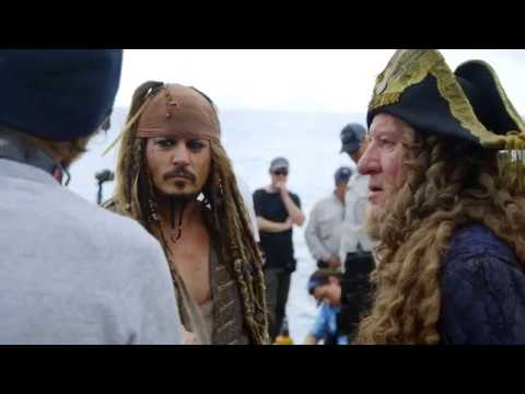 A BehindtheScenes Look at the Making of Disney s Pirates of the Caribbean Dead Men Tell No