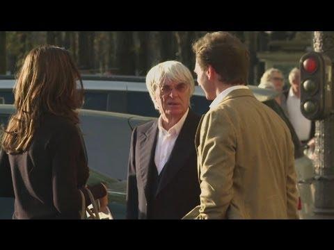 Ecclestone indicted by German prosecutors