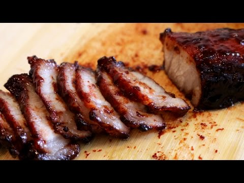 CHAR SIU RECIPE - MELT IN YOUR MOUTH CHINESE BBQ PORK