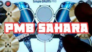 #1 drum cover Pe em be by sahara