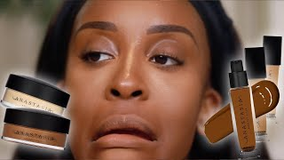 ABH Foundations...They ALMOST HAD ME In the 1st Round NGL by Jackie Aina