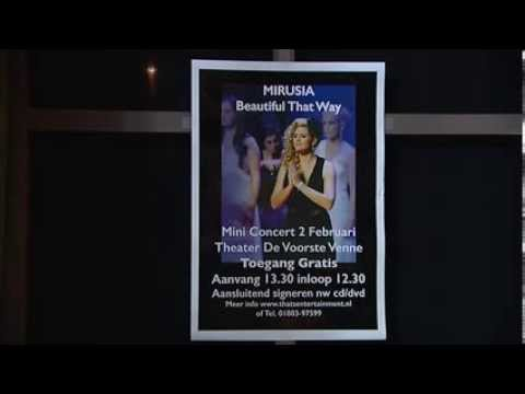 Mirusia ''Beautiful That Way'' De Voorste Venne Drunen 2014