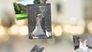 Video slideshow from wedding @Hollin Hall Hotel
