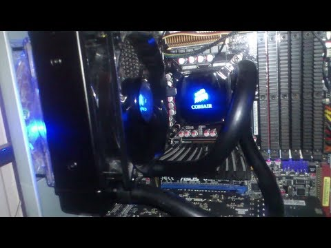 how to see if your h100i is connected