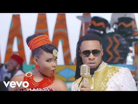 Yemi Alade - Kom Kom (ft. Flavour) [Dir. by Clarence Peters]