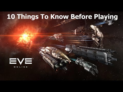Eve Online Beginners Guide – The 10 Things To Know Before You Start Playing