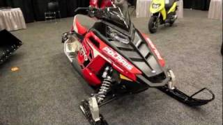 9. 2012 Polaris Pro-RMK 600 SwitchBack - Polaris Pro R 600 Snowmobile Walkaround Review