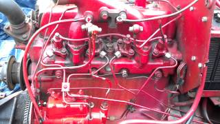 3. International 364 BD-154 engine, problem part 1