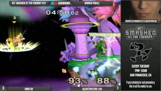More Lol M2k shenanigans from Smash @ The Foundry commentary.