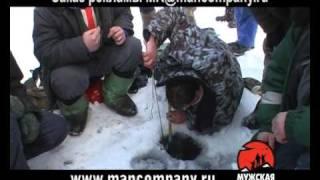 МК: Ловля карпа зимой 03/3