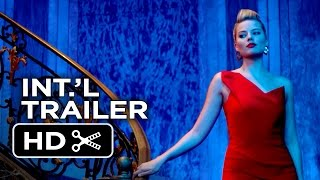 Focus Official French International Trailer #1 (2015) - Will Smith, Margot Robbie Movie HD