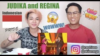 Video Regina and Judika - Making Love Out of Nothing At All | SINGER REACTS MP3, 3GP, MP4, WEBM, AVI, FLV Desember 2018