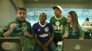 O pré-jogo de Palmeiras x Barcelona, na TV Palmeiras/FAM, terá convidados especiais. -------------- Assine o Premiere e assista a todos os jogos do Palmeiras ...