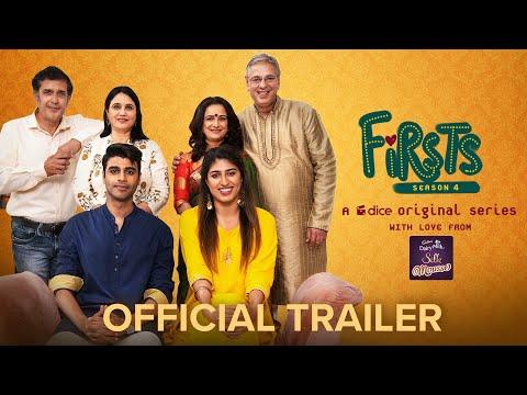 Dice Media | Firsts Season 4 | Web Series | Official Trailer | Ft. Shreya Mehta & Rohan Khurana