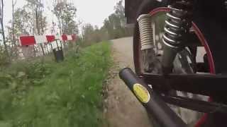 4. Honda MT Homoet power GoPro Hero 3