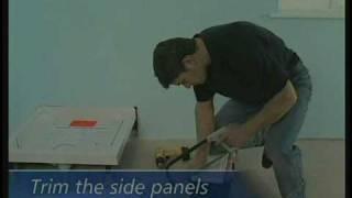 Coram Waterguard Shower Tray Installation Video