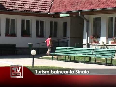 Turism balnear la Sinaia