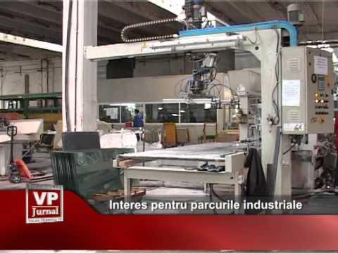 Interes pentru parcurile industriale