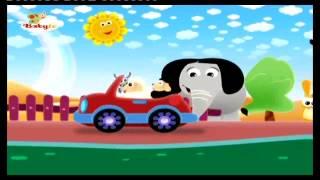 Video BABYTV BABY HOOD - El coche nuevo de la oveja (español de España) MP3, 3GP, MP4, WEBM, AVI, FLV Juli 2018