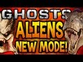 """Call of Duty: Ghosts EXTINCTION MODE! - """"ALIENS & DINOSAURS!?"""" - (New COD Ghost 2013 HD)"""