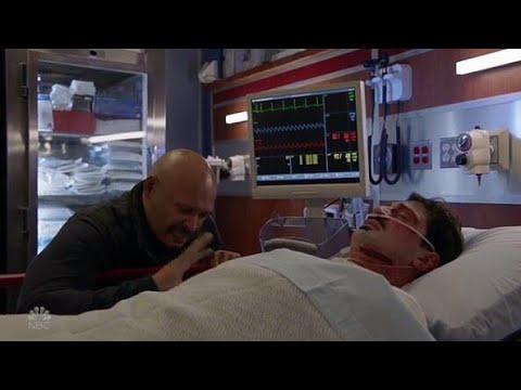 Chicago Fire   8x01   Otis death scene