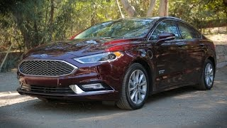 On the road: 2017 Ford Fusion (On Cars) by Roadshow