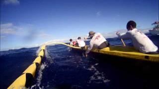 Moloka'i Hoe 2010 - Ama Camera