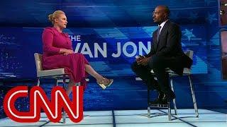 Video Van Jones asks Meghan McCain about father's Palin pick MP3, 3GP, MP4, WEBM, AVI, FLV Januari 2019