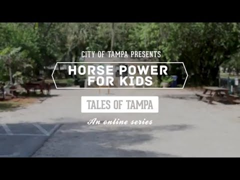 Tales of Tampa - HorsePower for kids