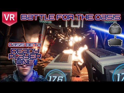 EXPLORE READY PLAYER ONE IN VIRTUAL REALITY! | Login to OASIS beta - Battle for the Oasis (Free)