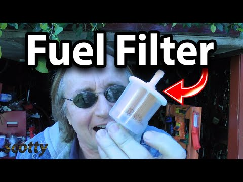 fuel - Scotty Kilmer, mechanic for the last 45 years, shows the mysterious place where fuel filters are hidden on modern cars. You might be surprised what the engin...