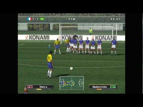 Pro Evolution Soccer Playstation