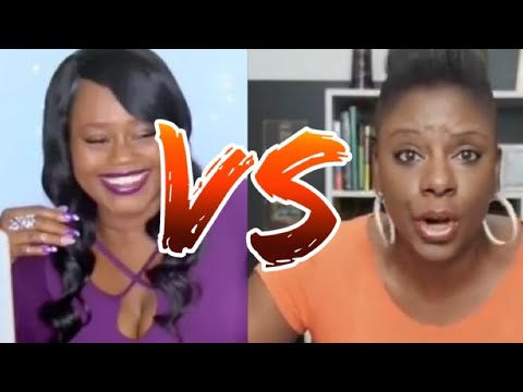 Lovelyti Finally Defends Herself Against Tasha K!!