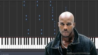 X Gon Give it to Ya - DMX [Piano Tutorial] (Synthesia)