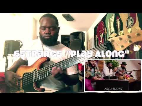 "The Hamiltones ""Loving Me"" #RC MUZIK X Patrick Bryant (Guitar) - 6 Strangs Play Along"