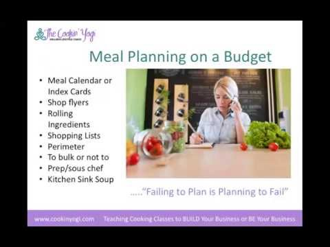 How To Teach Healthy Cooking Classes On A Budget