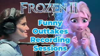 Video Funny Outtakes Frozen 2 Voice Actors Recording Sessions download in MP3, 3GP, MP4, WEBM, AVI, FLV January 2017