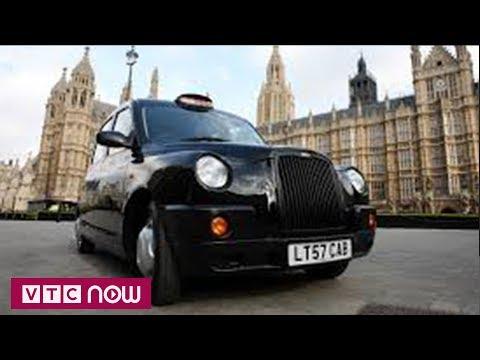 Anh: Nâng cấp taxi đen làm giảm ô nhiễm | VTC1 - Thời lượng: 105 giây.