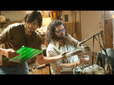 Ashton Kutcher is Steve 'jOBS' - Movie Clip