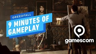 9 Minutes of GreedFall Gameplay - Gamescom 2019 by IGN