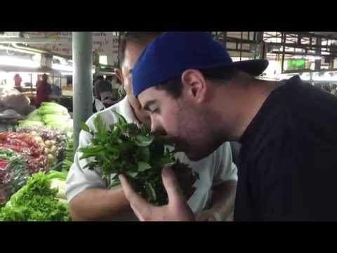 Travel Dave, With Locals, Thai cooking school, Chiang Mai, Thailand