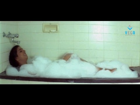 Roja Bathing in Tub & Romantic Video - Maatho Pettukoku