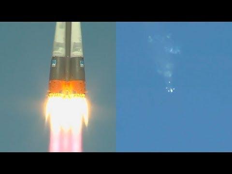 Soyuz MS-10 launch failure_A héten feltöltött legjobb űrhajó videók