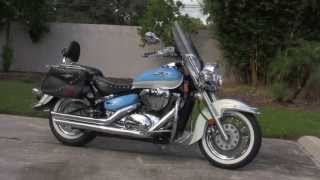 8. Used 2009 Suzuki Boulevard C50T Motorcycles for sale