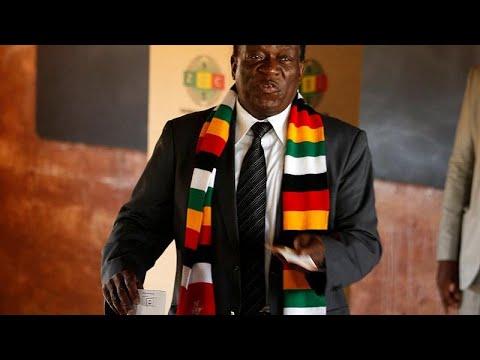 Ζιμπάμπουε: Προηγείται ο Μνανγκάγκουα