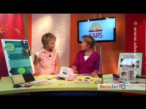 Bastelzeit TV 63 - Colorcore und Cuttlebug