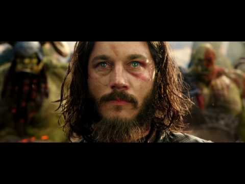 Warcraft (2016) -  Lothar vs Blackhand Mak'gora [4K]