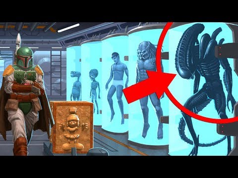 A XENOMORPH in STAR WARS?!