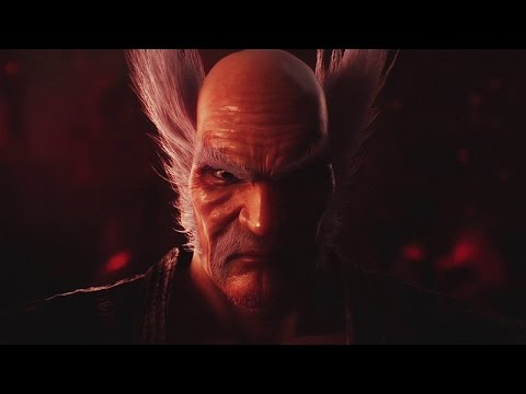 Tekken 7 - обзор всех персонажей на PS4 (видео)